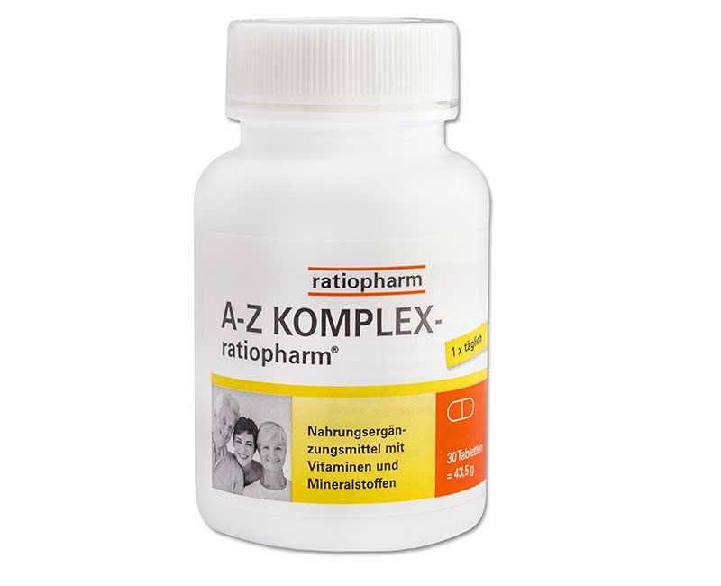 A bis Z ratiopharm