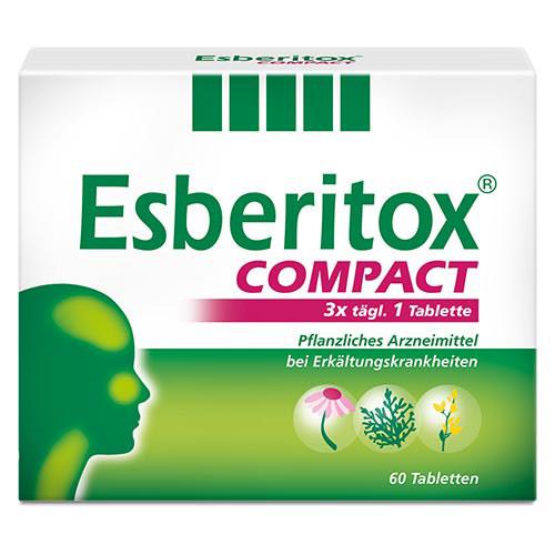 Esberitox Compact gegen Erkaeltung