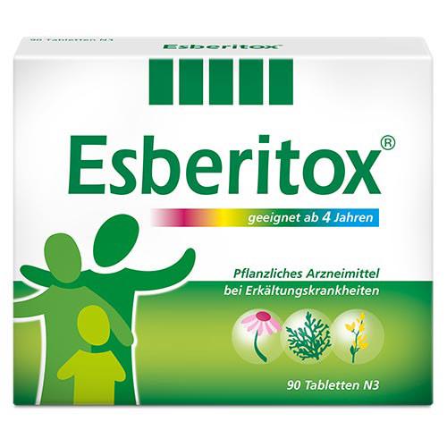 Esberitox gegen Erkaeltung