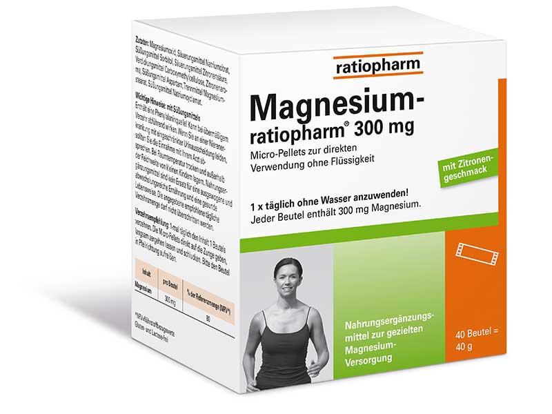 Magnesium ratiopharm