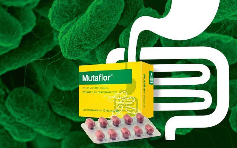 Mutaflor® – Hilfe bei entzündlichen und funktionellen Darmerkrankungen