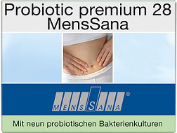 Probiotic premium 28 MensSana