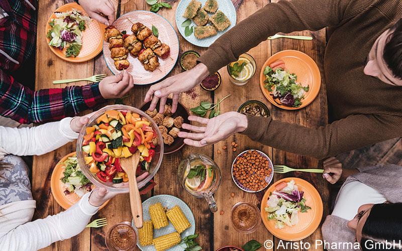 Ratgeber für tyraminarme Ernährung