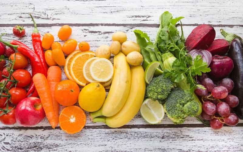 Obst und Gemüse: Vitamin C Grundlage gesunder Ernährung