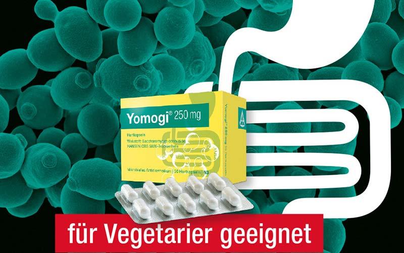 Yomogi® 250 mg – Hilfe bei Durchfall