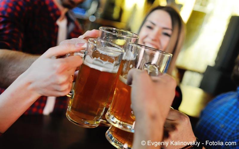 Alkohol-Gemeinschaft