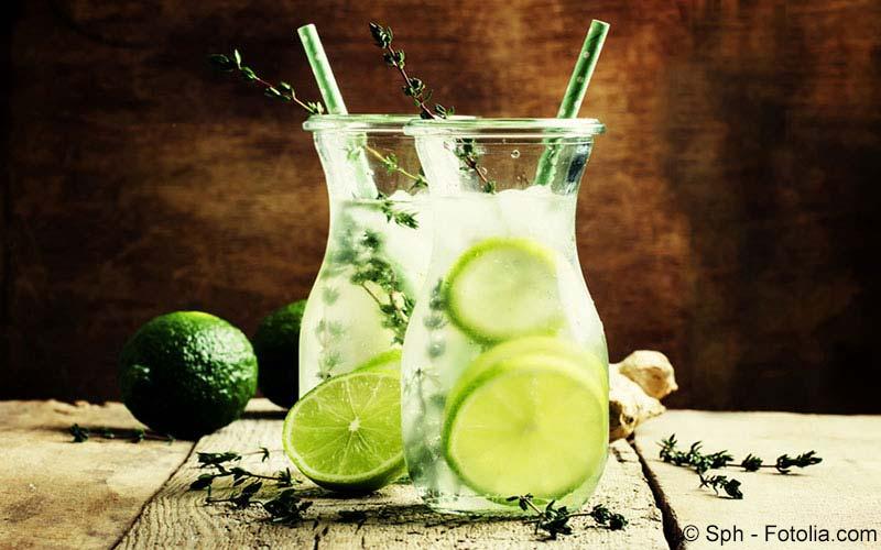 Kalorientabelle Getränke ohne Alkohol