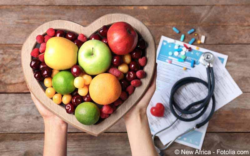 Krankheit und Ernährung