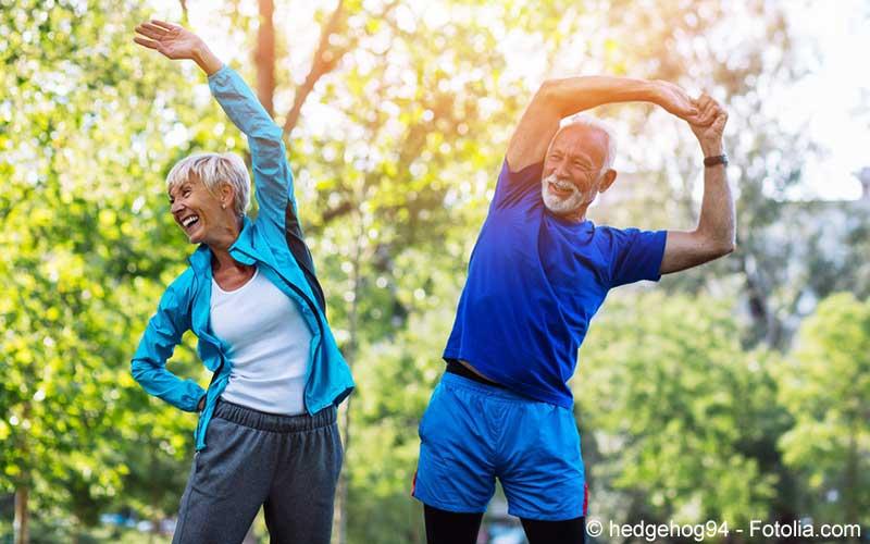 Dehnuebungen Senioren