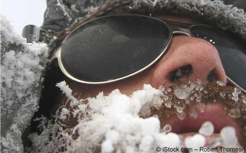 Frost Schnee