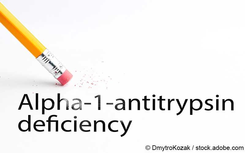 Alpha-1-Antitrypsin Mangel