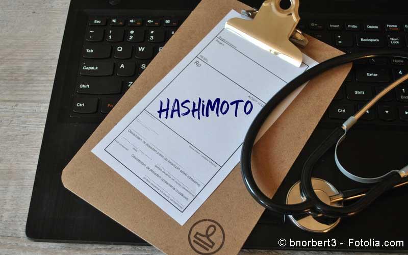Hashimoto-Thyreoiditis