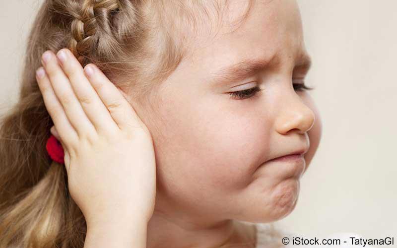 Mittelohrentzündung Kind