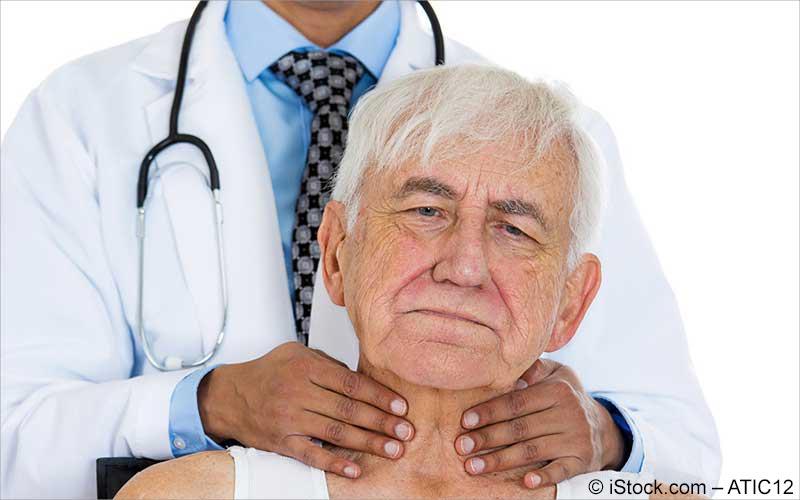 Lymphdrüsenkrebs Untersuchung