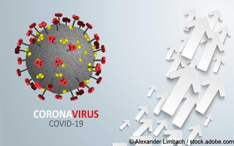 Reproduktionszahlen Coronavirus