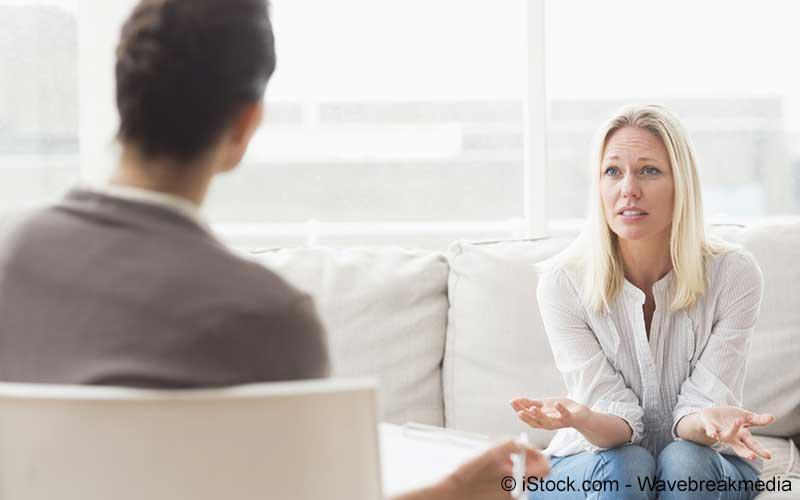 Gespräch mit einem Therapeuten