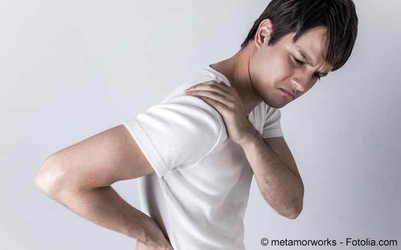 Frozen Shoulder – Schultersteife