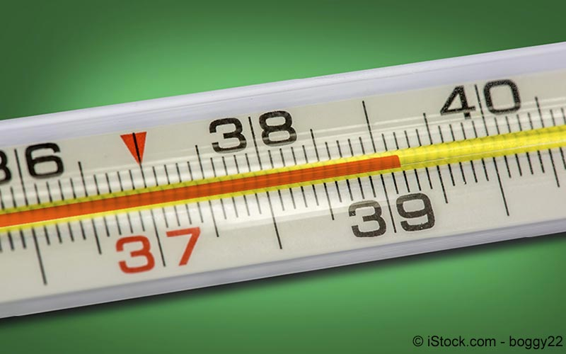 Thermometer Fieber
