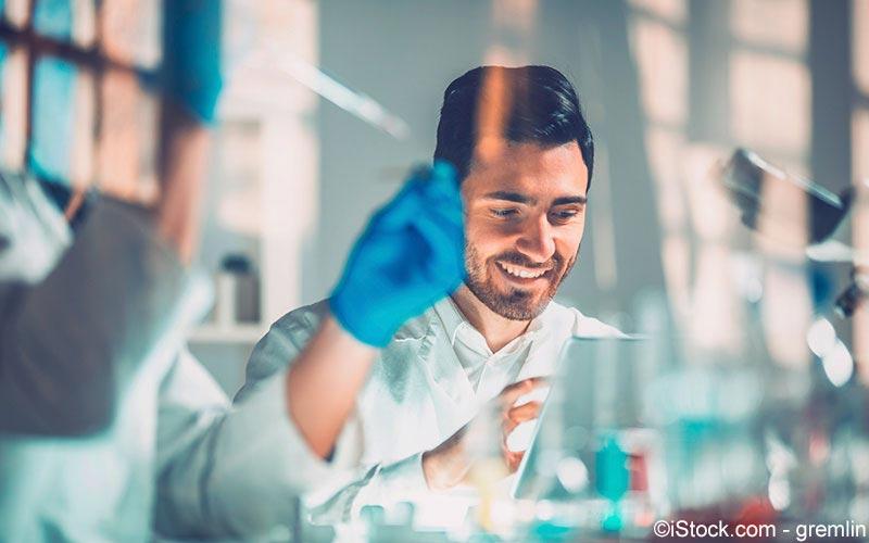 Forscher Labor