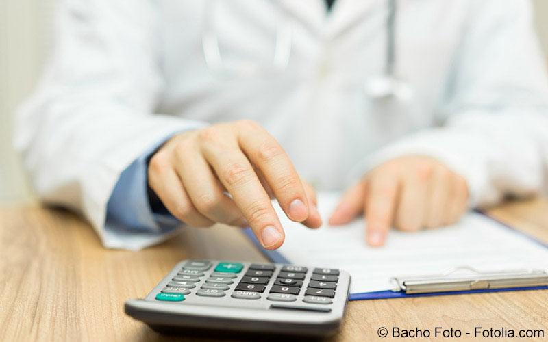 Kalkulation Arzt