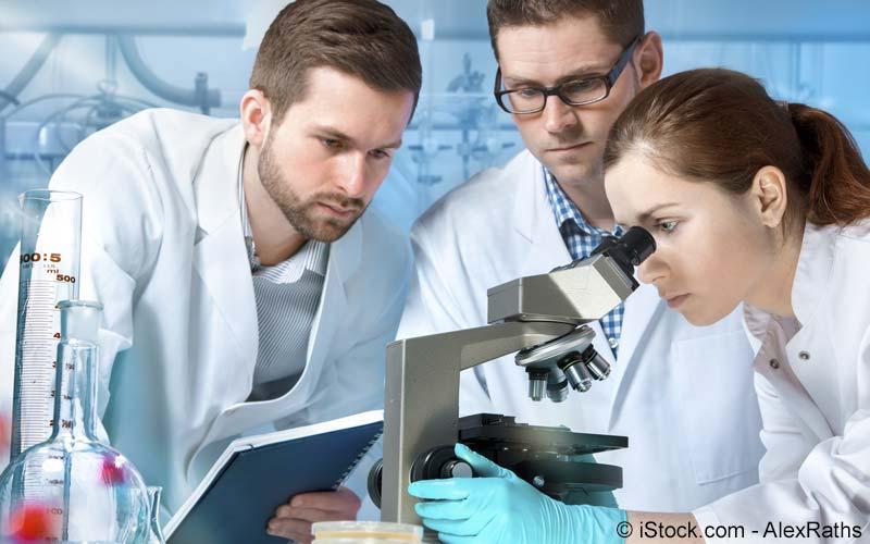 Mikroskopische Forschung