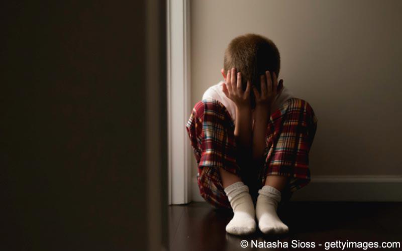 Kind mit Problemen