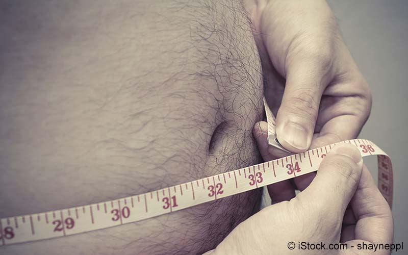 Taille-Hüfte-Verhältnis