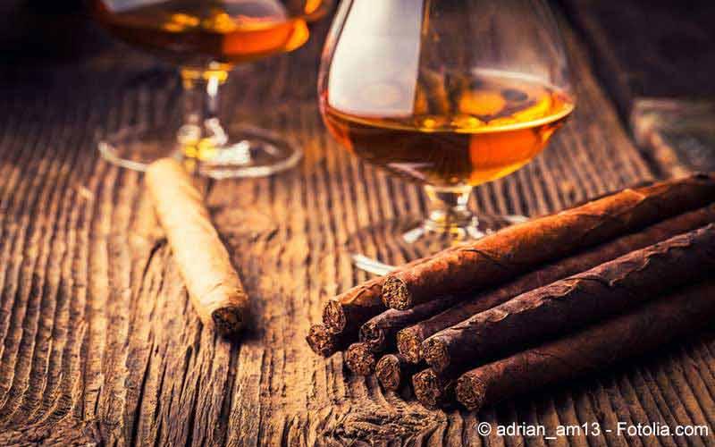 Alkohol Zigarren