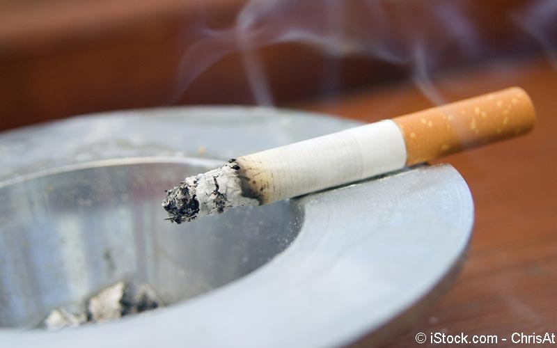 Rauchen-Zigarette