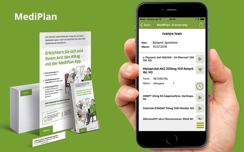 Mediplan App